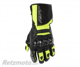 RST Gants RST Rallye WP CE noir/jaune fluo taille S homme