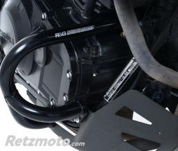 R&G Protections latérales R&G RACING noir Suzuki V-Strom 250
