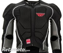 FLY RACING SE GILET DE PROTECTION MANCHES LONGUES FLY BARRICADE 2020 NOIR