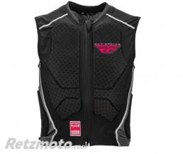 FLY RACING SE GILET PROTECTION MOTOCROSS AVEC DORSALE FLY BARRICADE 2020 NOIR