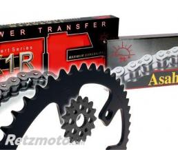 JT SPROCKETS KIT CHAINE YAMAHA DT50R SM '03-05